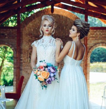 Trendy w makijażu ślubnym - lato 2020