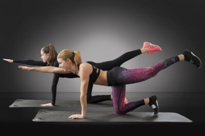 Jak ubrać się, co zabrać na siłownię, zajęcia sportowe, do klubu fitness