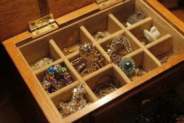 Złota biżuteria - idealna na każdą okazję