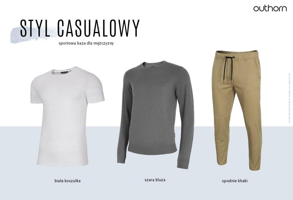 Baza stylizacji casualowych - odzież, którą musisz mieć w swojej garderobie
